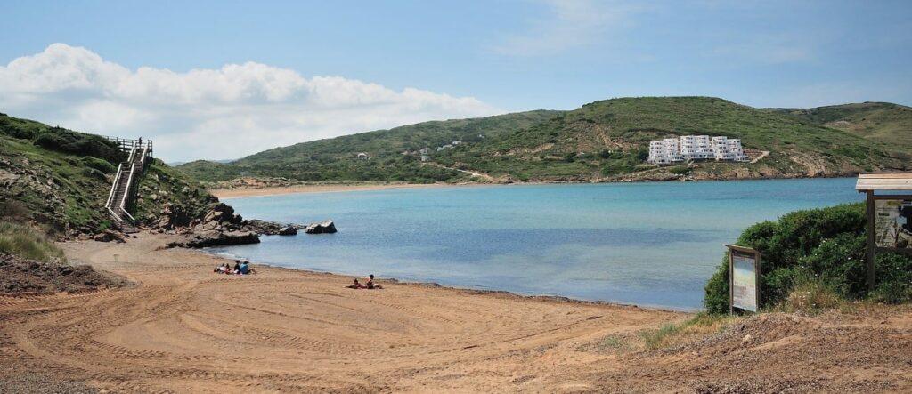 Playas de Fornells