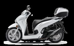 Honda SH-I-350cc