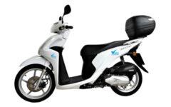 Honda New Vision 125cc